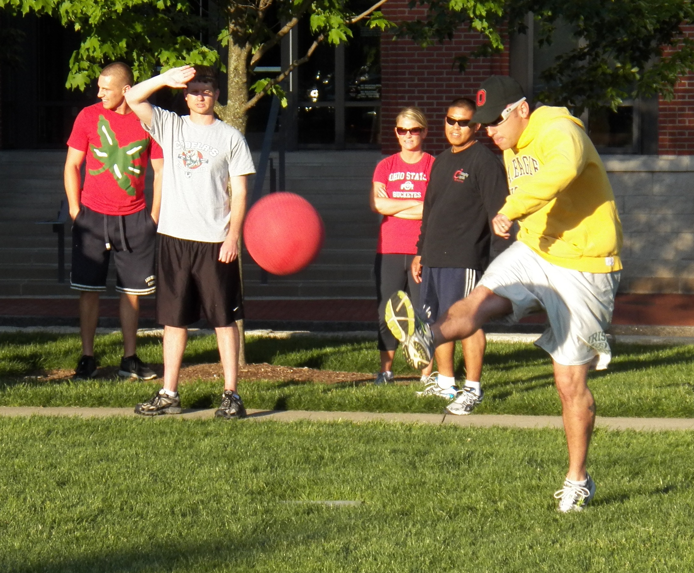 Clever Kickball Team Names