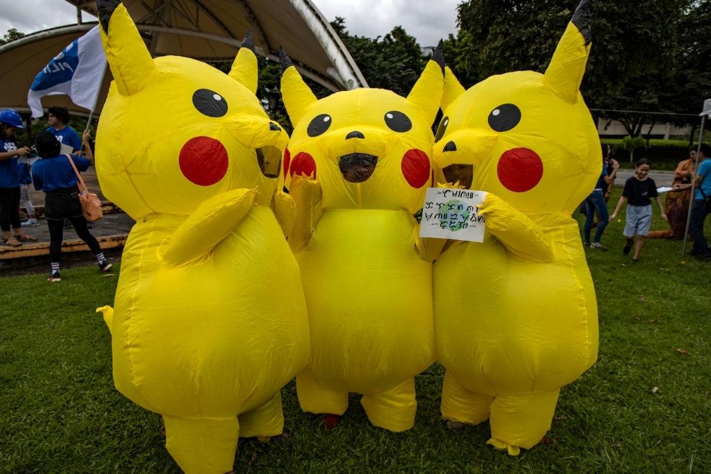 Pokémon Nicknames
