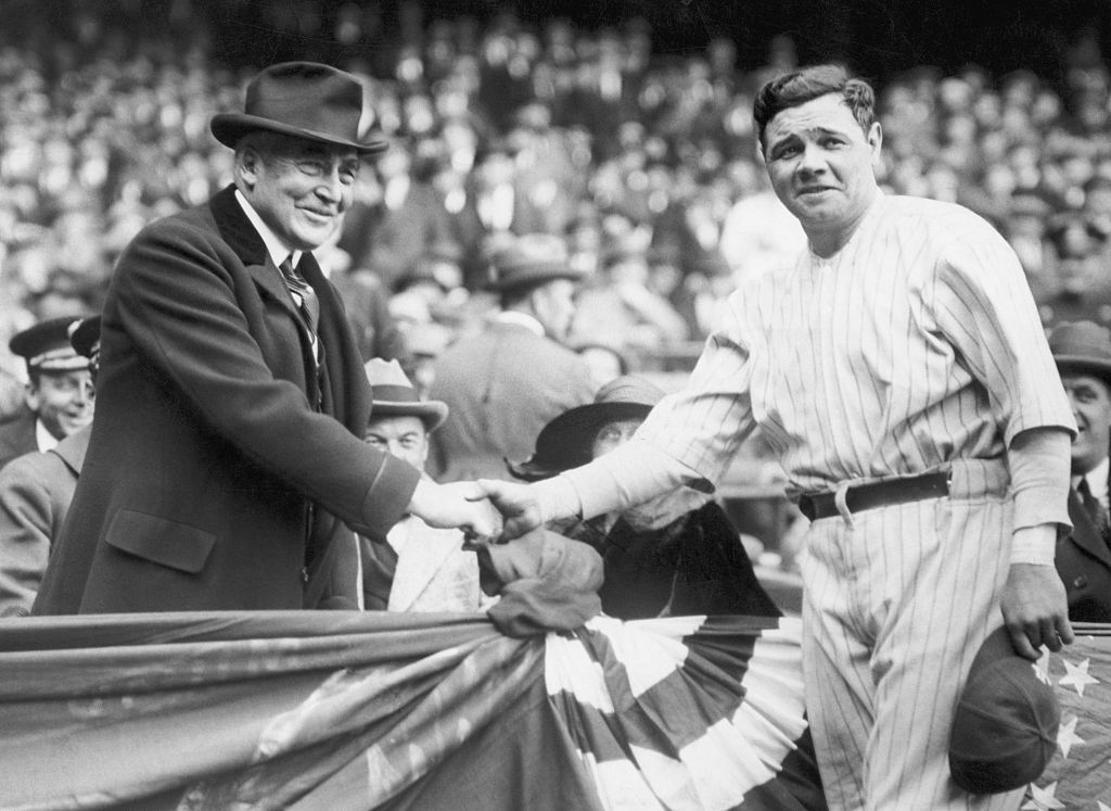 Nicknames of Babe Ruth