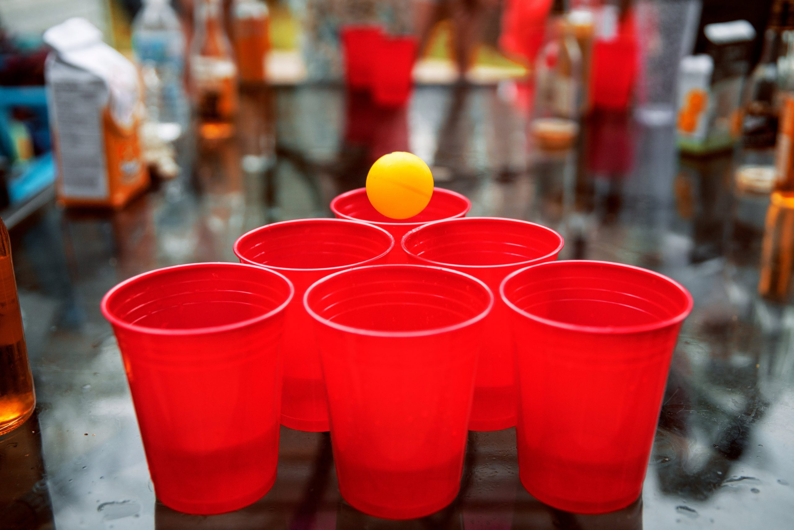 Clever Beer Pong Team Names