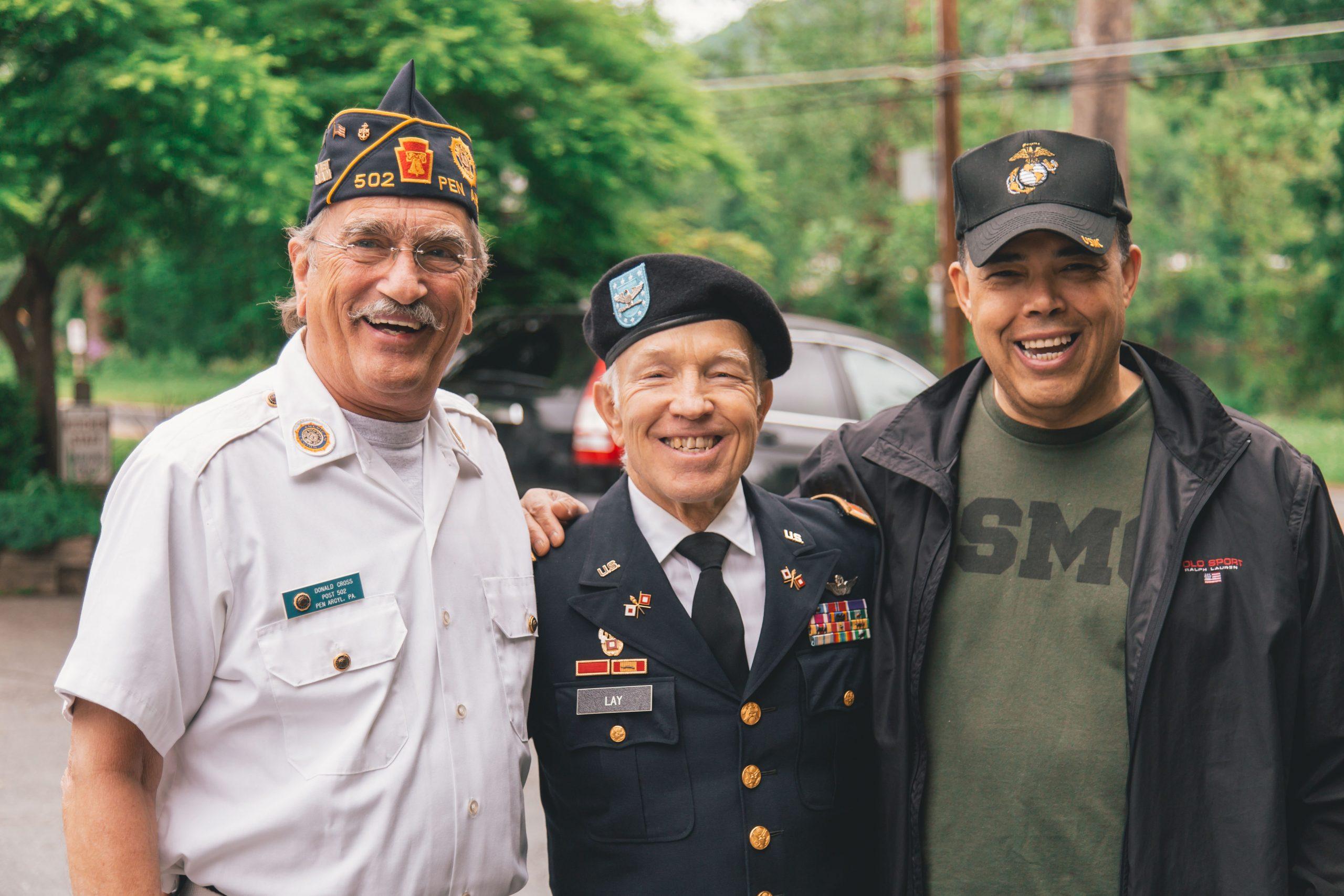 Great Military Nicknames