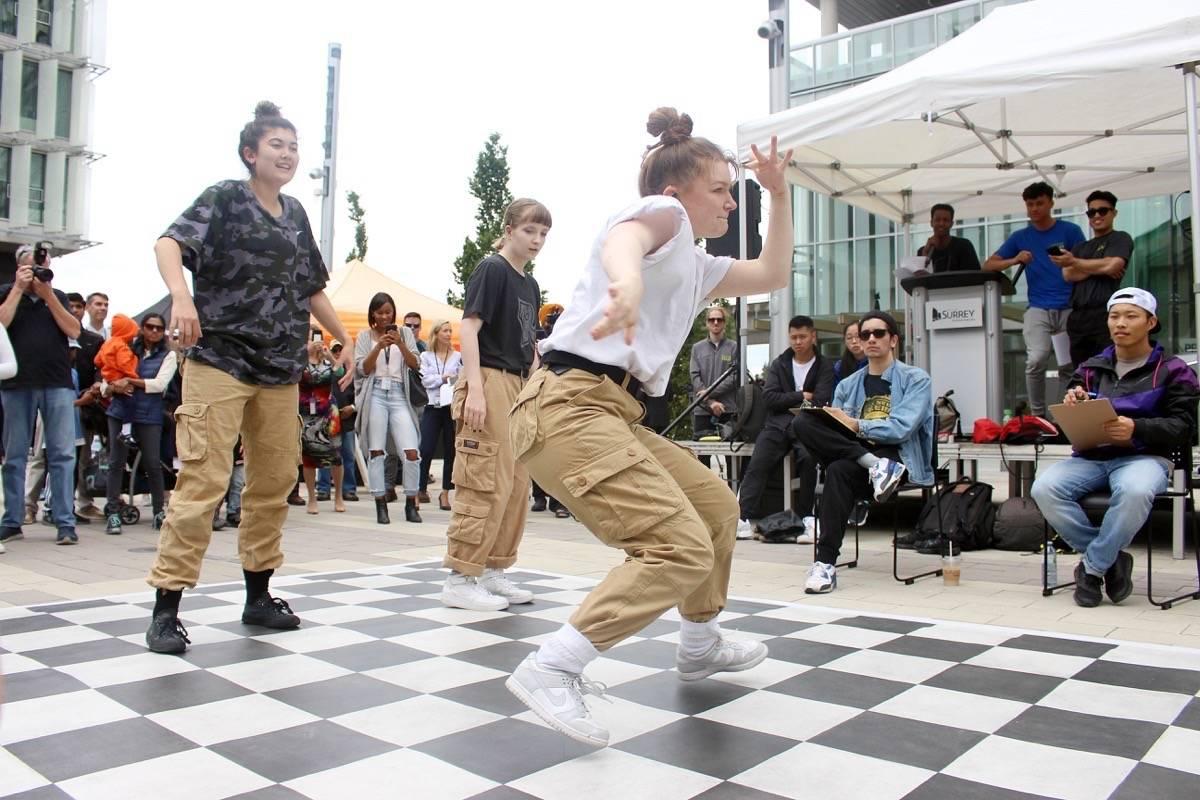 Street Dance Team Names