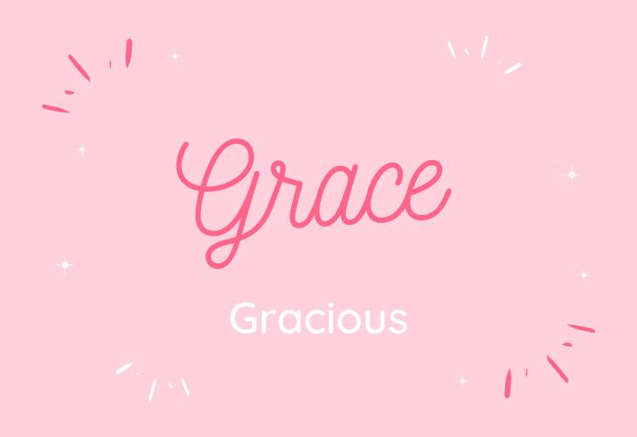 Nicknames for Grace
