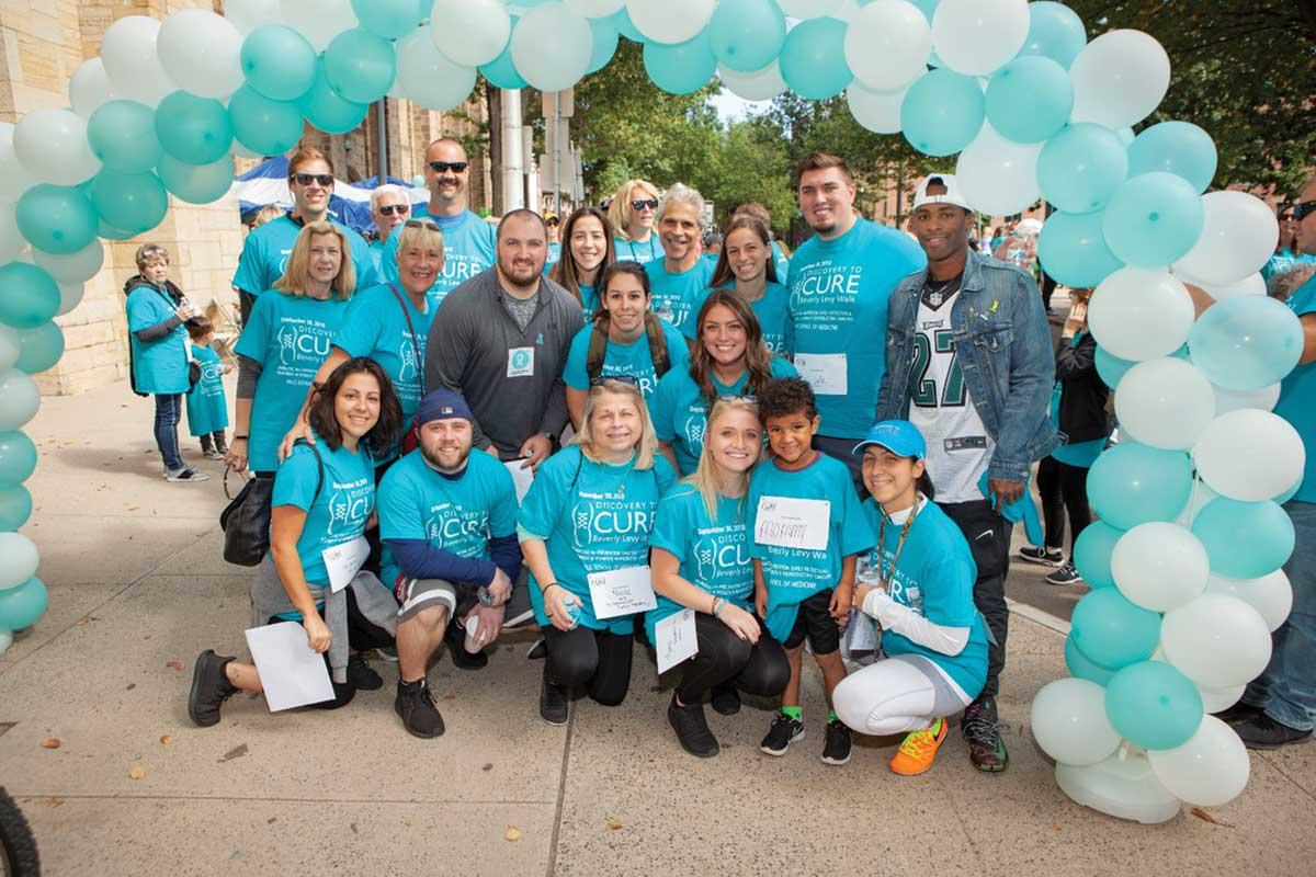 Breast Cancer and Ovarian Cancer Walk Team Names