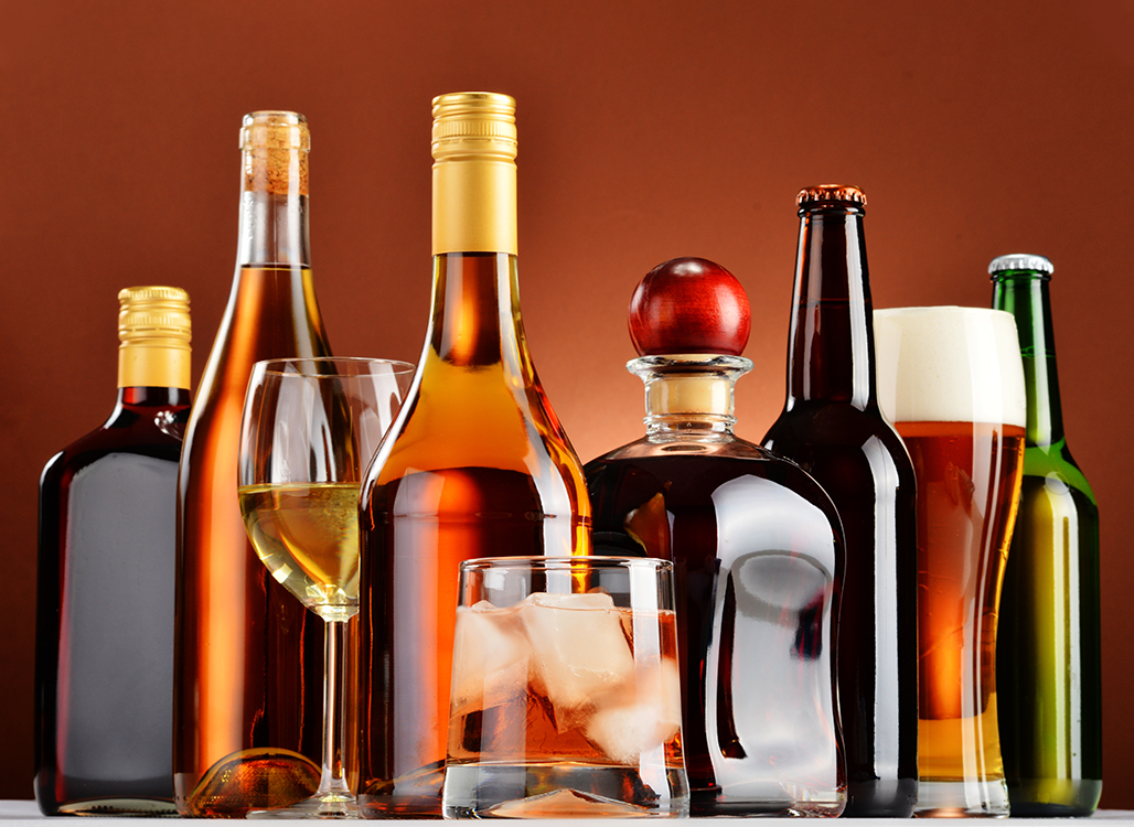 Nicknames for Alcohol