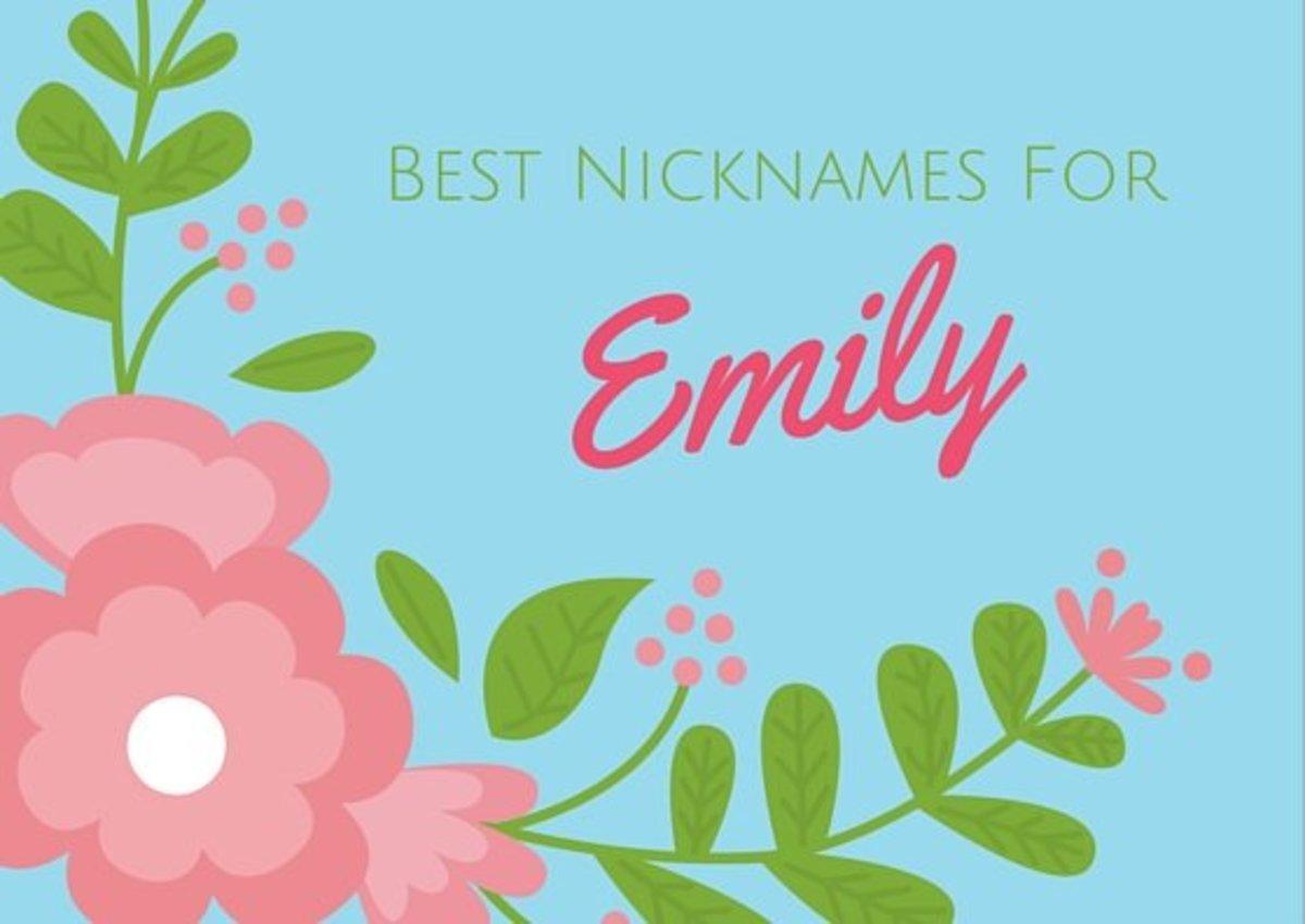 Nicknames for Emily