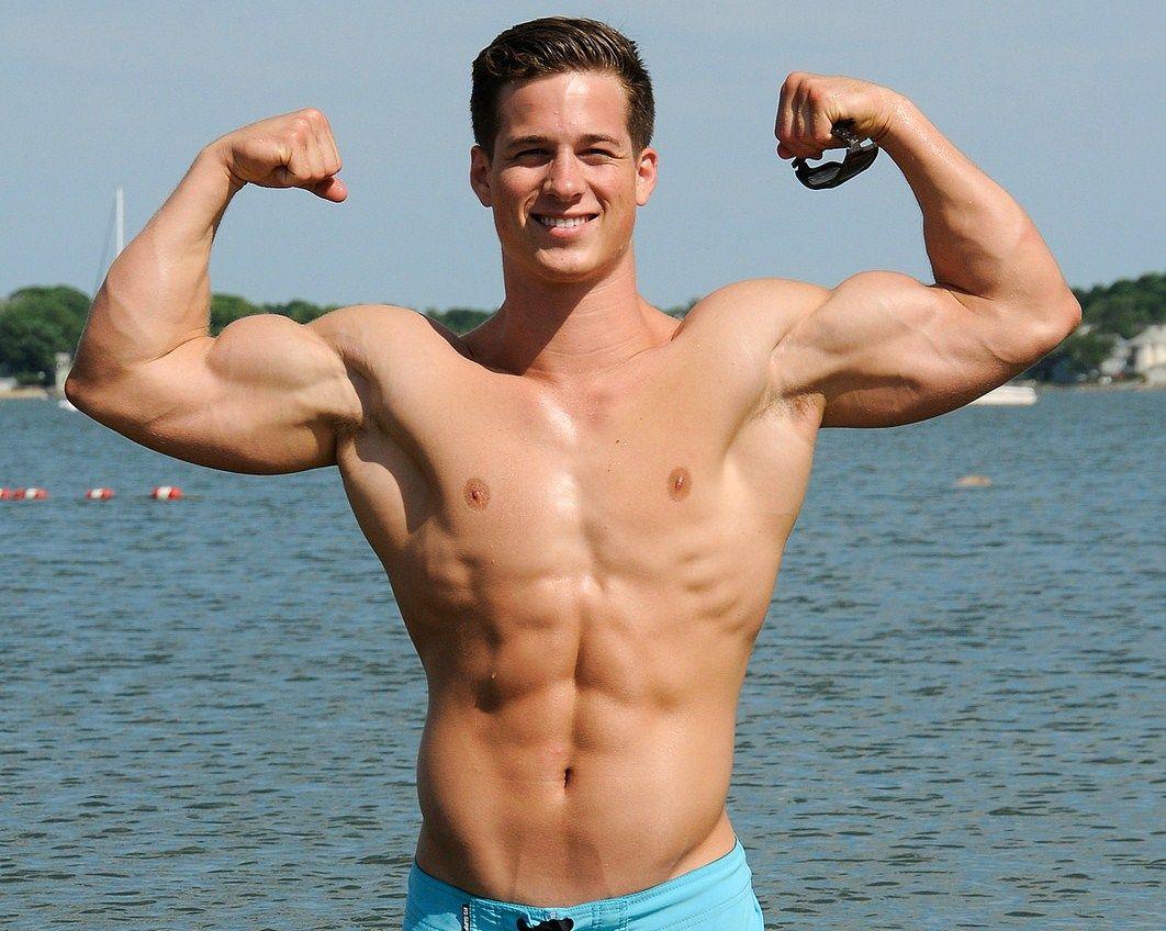 Nicknames for Muscular Guy