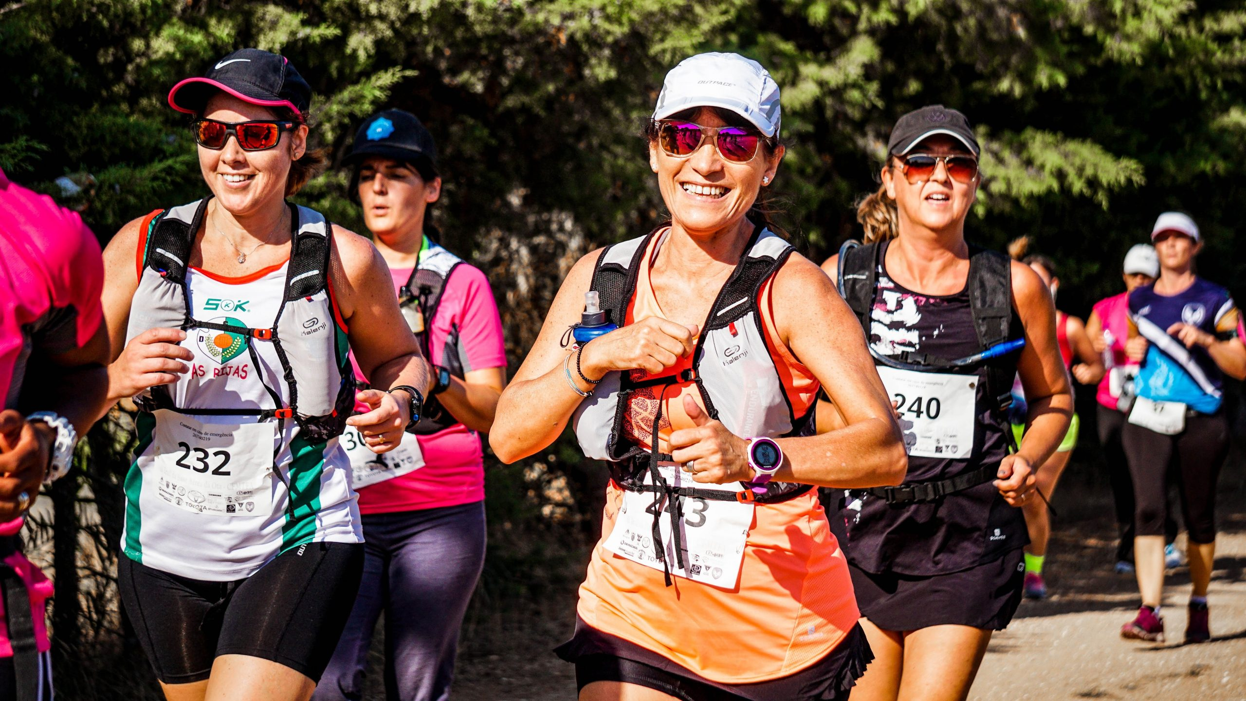 Ladies running Team Names