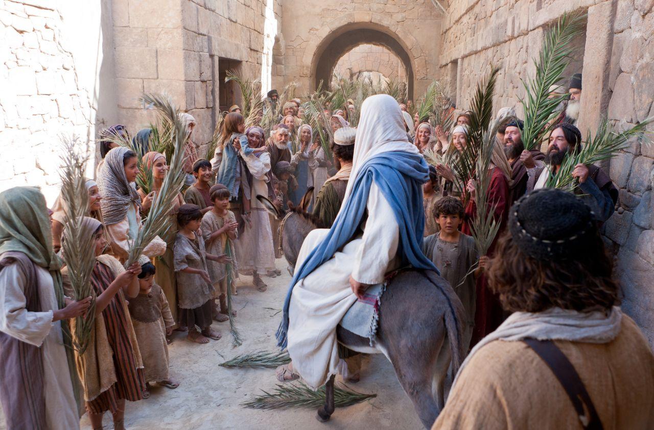 palm Sunday holy week
